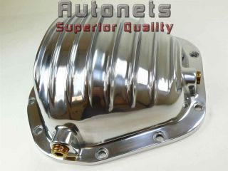 Polished Aluminum Differential Cover Ford E250 E350 Dana 60 Rear Hot