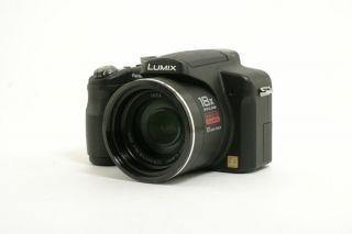 Lumix DMC FZ28 10 1MP 18x Optical Zoom Digital Camera 219144