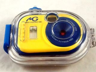 Underwater Digital Camera UC1000 by Mini Gadgets Video Windows XP