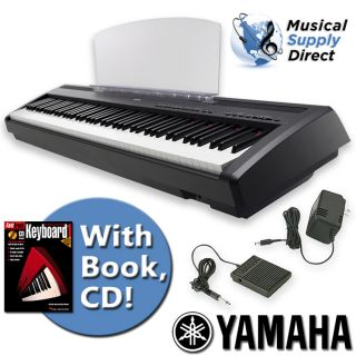 Yamaha P95 Digital Piano Keyboard P 95 P95B Black in Mint Condition