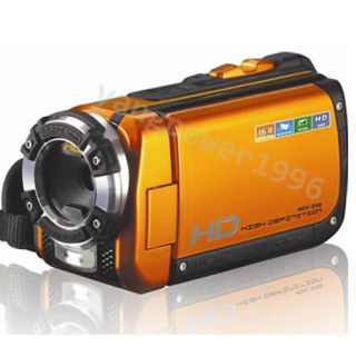 Water Proof 16MP HD Digital Video Camcorder Camera DV