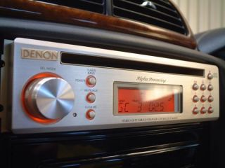 Denon Car CD Player DCT A100 Stereo DCT A1 DCT Z1