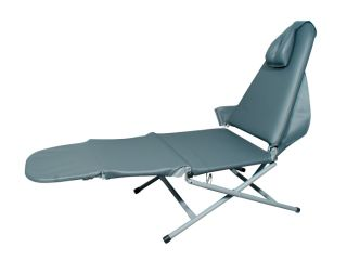 Aseptico Portabe Dental Chair New with Carrying Case Mobile Dentistry