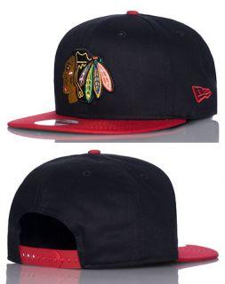 New Era Chicago Blackhawks NHL Snapback Cap