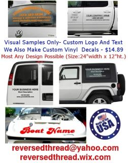 Digitizing For Business Vinyl Stickers Sticker Decals Decal Car Auto
