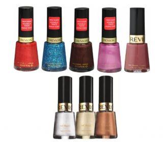 Revlon Nail Enamel Metallic Nail Polish Choose Your Color New