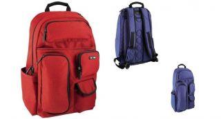 New Dell 5dot deep river laptop backpack 15 6 men women blue 50 value