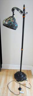Dale Tiffany Antiques Roadshow Downbridge floorlamp TF60200