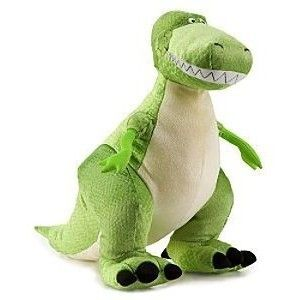 Disney Toy Story Rex Plush Dinosaur Toy 12