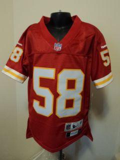 2de833b0bbf ... Reebok NFL Vintage Kansas City Chiefs 1994 Derrick Thomas Youth Jersey  ...