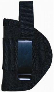 Black Ambidextrous Medium Derringer Taigear Belt Holster North