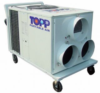 Air Conditioner Emergency Heat Pump Dehumidifier Tent Event