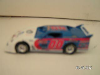 64 ADC Freddy Smith Dirt Late Model Race Car Diecast