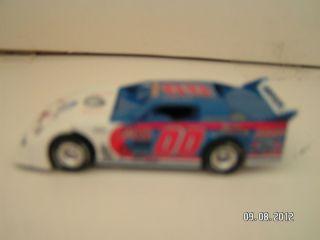 64 ADC Freddy Smith Dirt Late Model Race Car Diecast