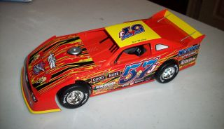 2012 1 24 ADC Bub McCool Dirt Late Model Dirt Car Diecast