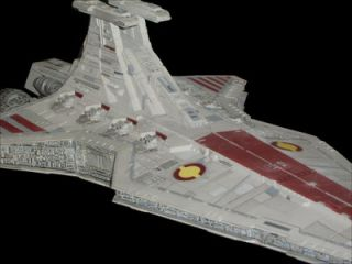 Star Wars Republic Star Destroyer Revell Germany Import