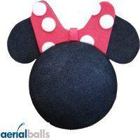 Disney Minnie Mouse Car Aerial Ball Antenna Topper