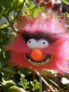 New Disney Muppet Animal Car Antenna Ball Topper Mickey
