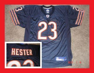 Devin Hester Chicago Bears NFL Jersey 56 3X Large