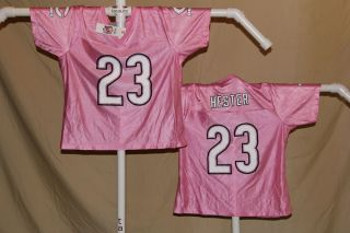Devin Hester Chicago Bears NFL Jersey Womens 2XL Pink