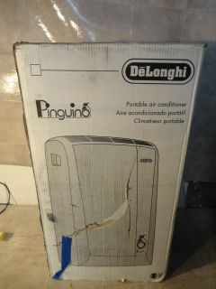 Open Box Delonghi PAC N130HPEC 13 000 BTU Portable Air Conditioner