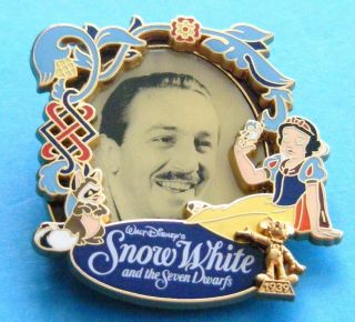 Disney Pin Walt Disney Award Winning Peformances Snow White LE MIP 5th