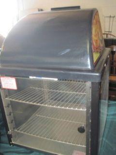 Wisco 690 16 Food Sandwich Warmer Warming Cabinet Display