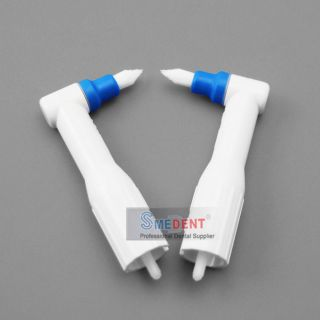 On Sale Hot Dental Disposable Proangle Prophy Angles New White 10 Pcs