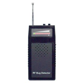 RF Camera Cell Phone GPS Bug Signal Frequency Detector 50MHz to 6GHz