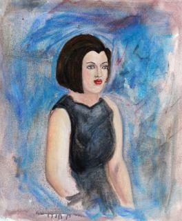 Modern Contemporary Fine Art Beckmann Otto Dix Modigliani Style