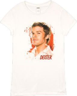 Dexter TV Show Girl Shirt Michael C Hall T Shirt Brand New