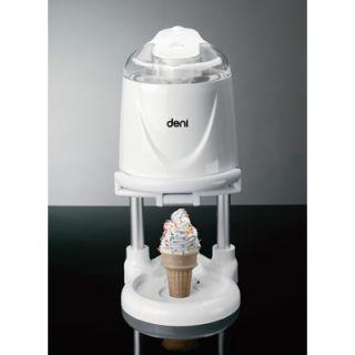 Deni 5540 Automatic Soft Serve Ice Cream Maker 1 Quart