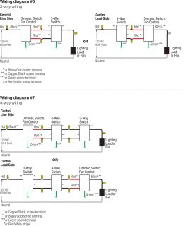 Lutron Dimmer Switch Wiring Diagram on PopScreen on