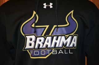 Diamond Bar High School Brahma Football Under Armour Hoodie Sweatshir