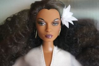 Diana Ross Barbie Doll by Bob Mackie 2003 Mattel