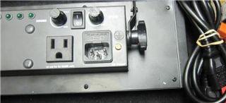 Chauvet Sound Activated DJ Bank LED Chasing Lighting Effect Orig Box