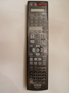 Denon RC 1145 Remote Control Part 307010068001D