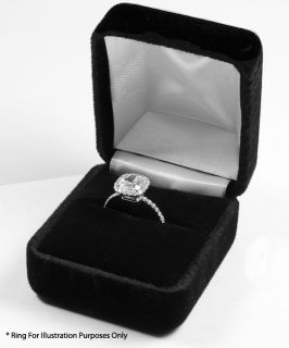 71 Ct Real Round Cut Solitaire vs Diamond Engagement Gold Ring