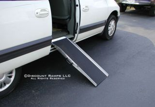 New 39 PVI Lightweight Aluminum Dog Cat Ramp Pet Ramps