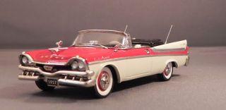 Western Models Collectors 1957 Dodge Royal Lancer Con R