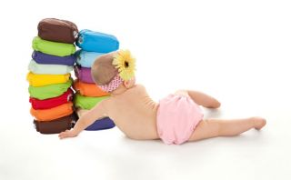 Fuzzibunz Elite One Size Diapers you can choose your quantity , 6 * 9