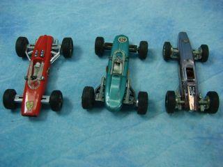 Vintage Lot Diecast Cars Hot Wheels Matchbox Corgi Penny 4 Redline J