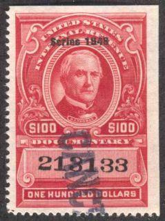documentary tax stamp scott r508