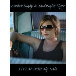 Amber Digby Live at Swiss Alp Dance Hall New DVD 828768310397