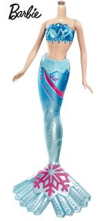 Barbie A Mermaid Tale Body Aqua Tail Create Your Own Ariel OOAK Cam