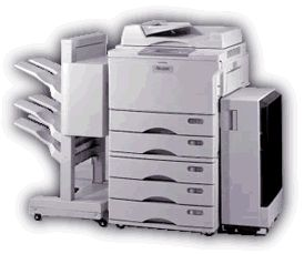 Toshiba Digital Copier DP3580 Black White