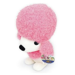 Monk Friend Kimmy Stuffed Animal Poodle Dog Plush Toy 16