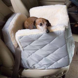 Pet Safety Booster Dog Car Seat 18 lb SUV Van Truck Dog Carrier