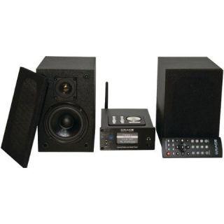 GRACE DIGITAL AUDIO GDI IRMS300 Wi Fi Internet Radio with Micro Shelf