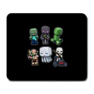 CHARACTER Type1 Game Large Mousepad for Laptop Desktop Accessories